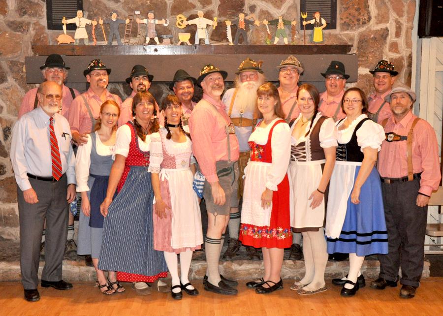 Sauerkraut Band 2012
