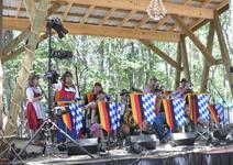 The Sauerkraut Band at Floydfest - July 24, 2010