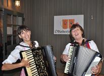 The Sauerkraut Band at Mt. Lake - October 16, 2010