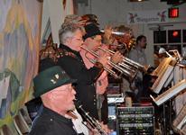 The Sauerkraut Band at Mt. Lake - October 22, 2010