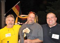 The Sauerkraut Band at Mt. Lake - October 23, 2010