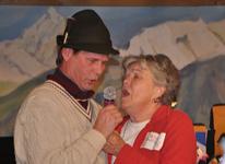 The Sauerkraut Band at Mt. Lake - October 1, 2011