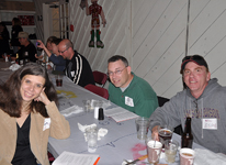 The Sauerkraut Band at Mt. Lake - October 14, 2011