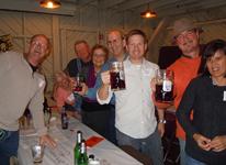 The Sauerkraut Band at Mt. Lake - October 15, 2011