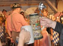 The Sauerkraut Band at Mt. Lake - September 24, 2011