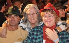 The Sauerkraut Band at Mt. Lake - Oktober 13, 2012