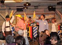 The Sauerkraut Band at Mt. Lake - Oktober 19, 2012