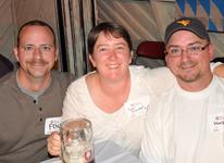 The Sauerkraut Band at Mt. Lake - Oktober 6, 2012
