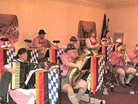 The Sauerkraut Band at Anna's Restaurant - Oktober 18, 2013