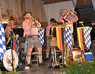 The Sauerkraut Band at Sinkland Farms - Oktober 4, 2013