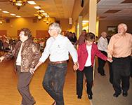The Sauerkraut Band at Abingdon Senior Center - September 20, 2014