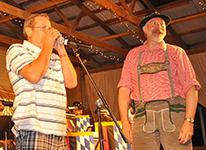 The Sauerkraut Band at Sinkland Farms - September 27, 2014